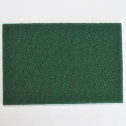 20x Vliesbogen grün Korn 180 - 152x229mm