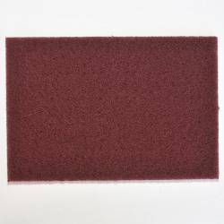 20x Vliesbogen rot Korn 360 - 152x229mm