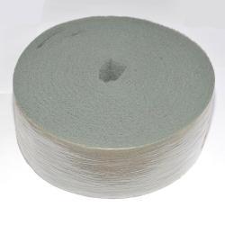 Vliesrolle Grau Korn 1500 - 100mm x 10m